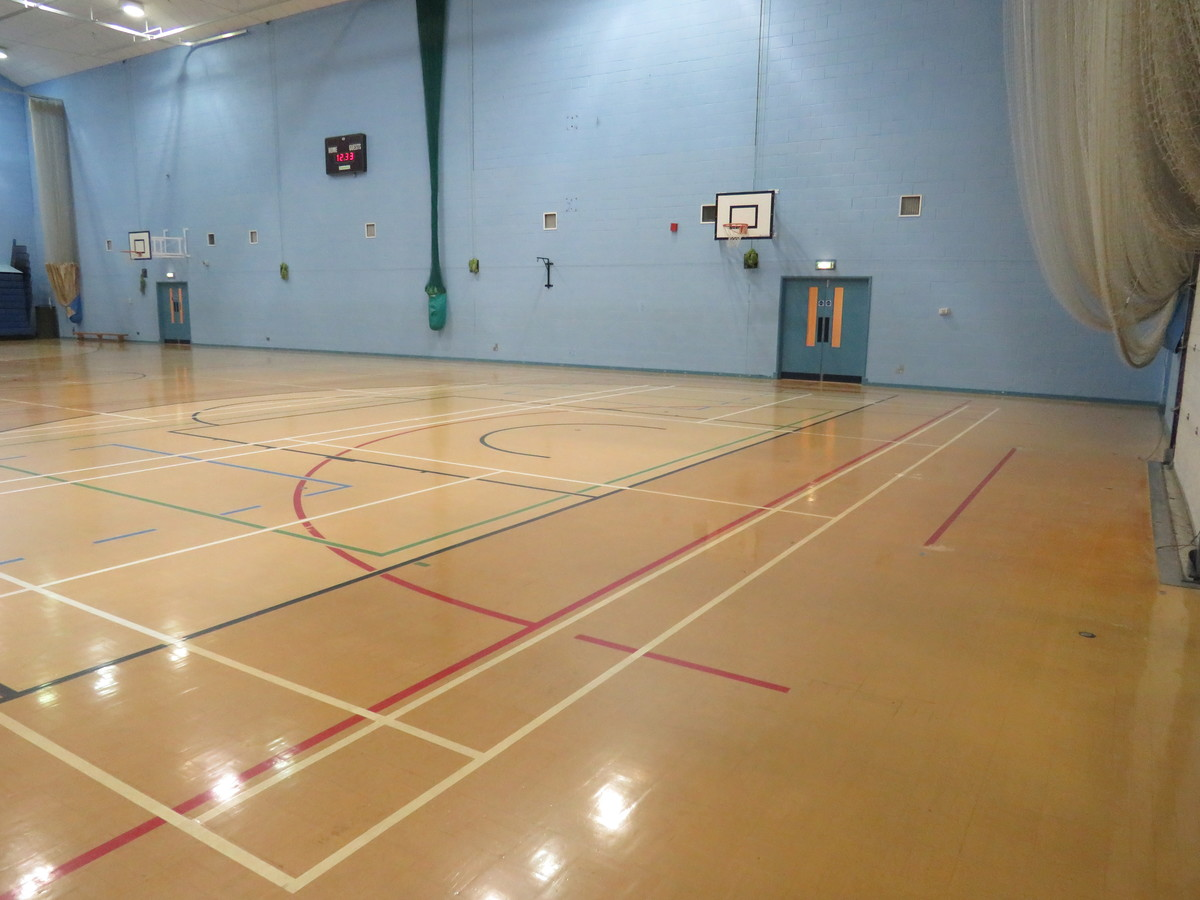 Sports Hall - Easton Sport Centre - Norfolk - 1 - SchoolHire