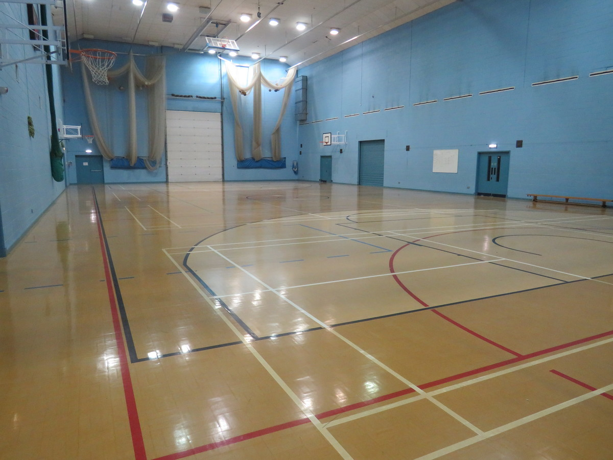 Sports Hall - Easton Sport Centre - Norfolk - 2 - SchoolHire