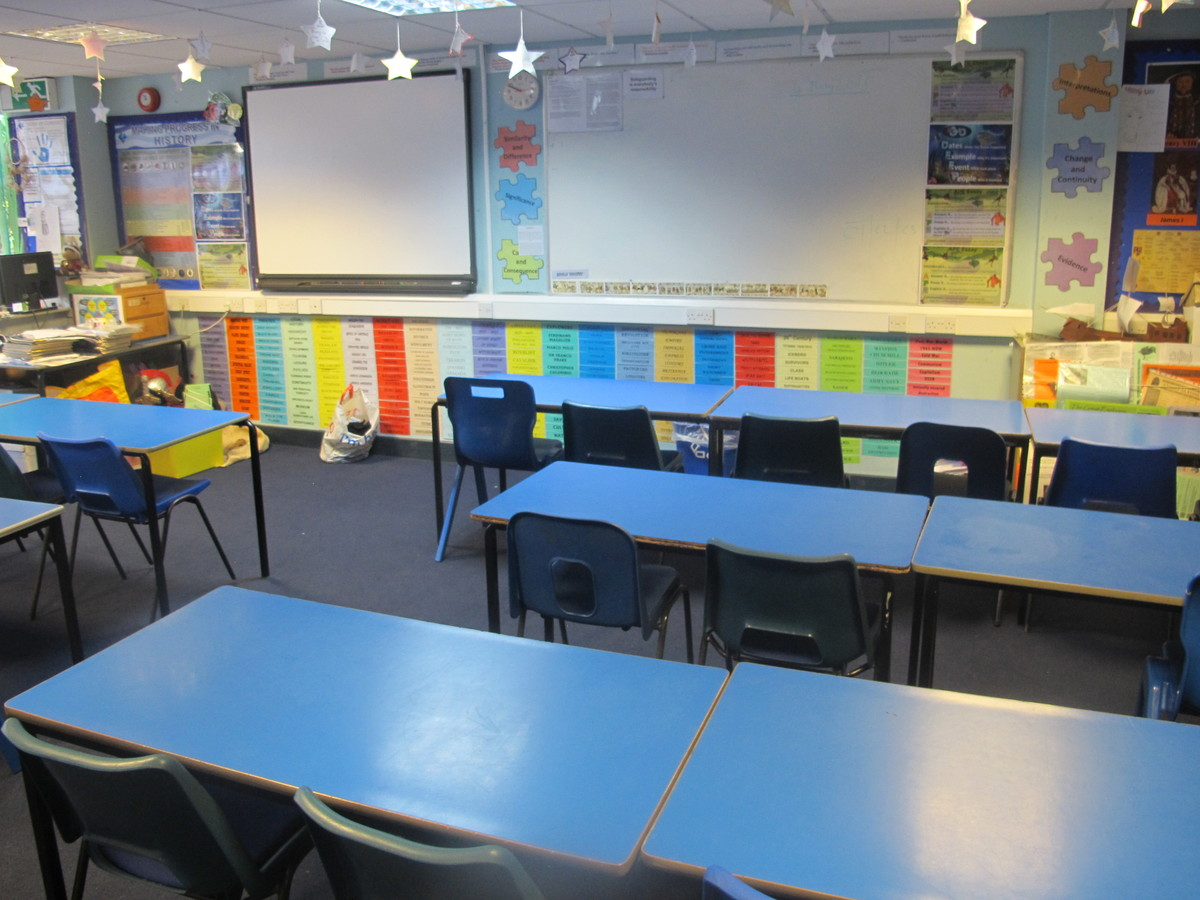 Classrooms - Standard - Paignton Community and Sports Academy - Devon - 3 - SchoolHire