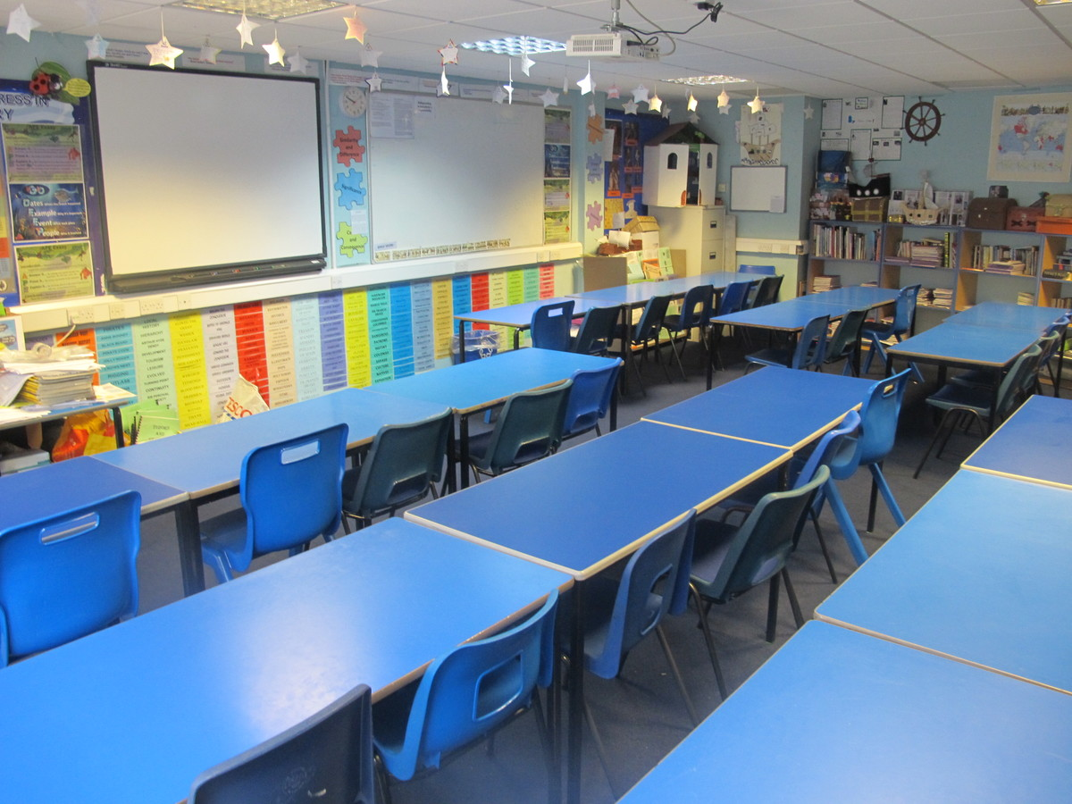 Classrooms - Standard - Paignton Community and Sports Academy - Devon - 4 - SchoolHire