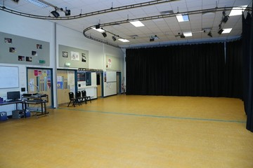 Drama & Dance Studio - Paignton Community and Sports Academy - Devon - 1 - SchoolHire