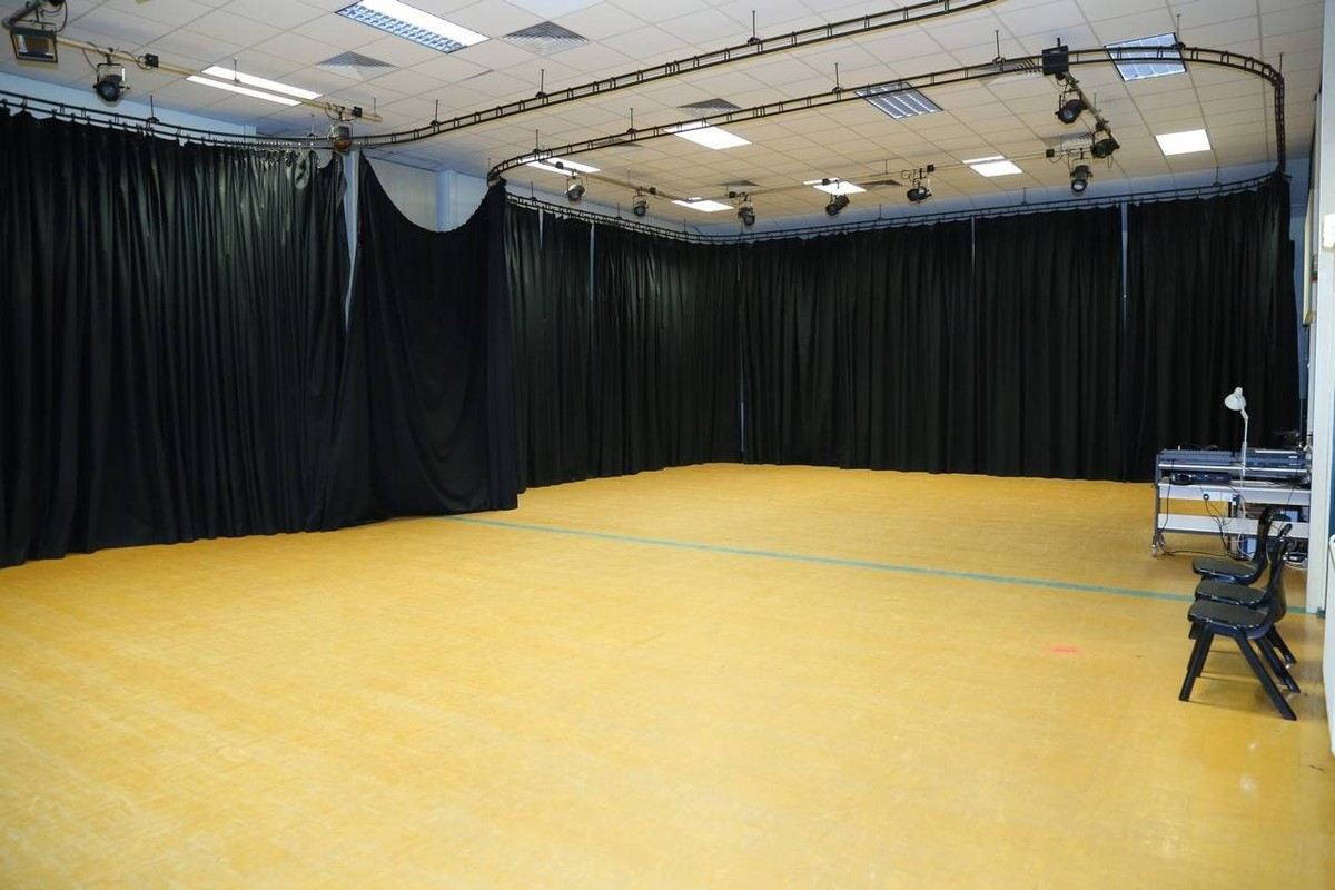 Drama & Dance Studio - Paignton Community and Sports Academy - Devon - 2 - SchoolHire