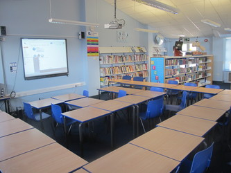 Library - Paignton Community and Sports Academy - Devon - 2 - SchoolHire