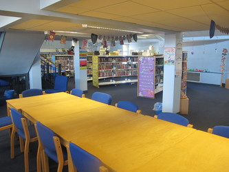 Library - Paignton Community and Sports Academy - Devon - 3 - SchoolHire