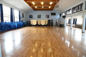 Main Hall - Paignton Community and Sports Academy - Devon - 2 - SchoolHire