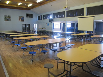Main Hall - Paignton Community and Sports Academy - Devon - 3 - SchoolHire