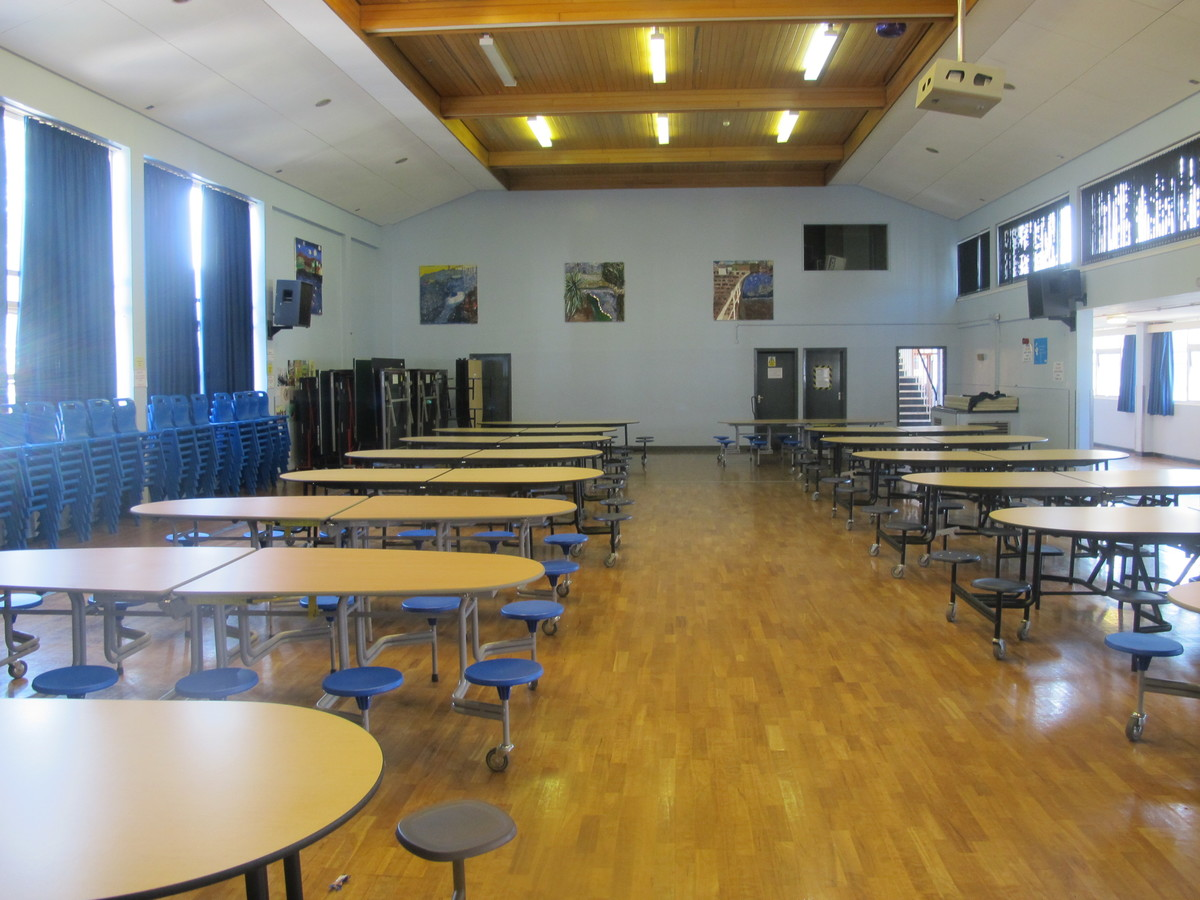 Main Hall - Paignton Community and Sports Academy - Devon - 4 - SchoolHire