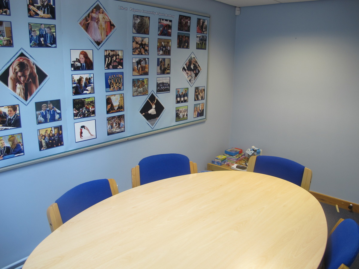 Meeting Room - Paignton Community and Sports Academy - Devon - 4 - SchoolHire