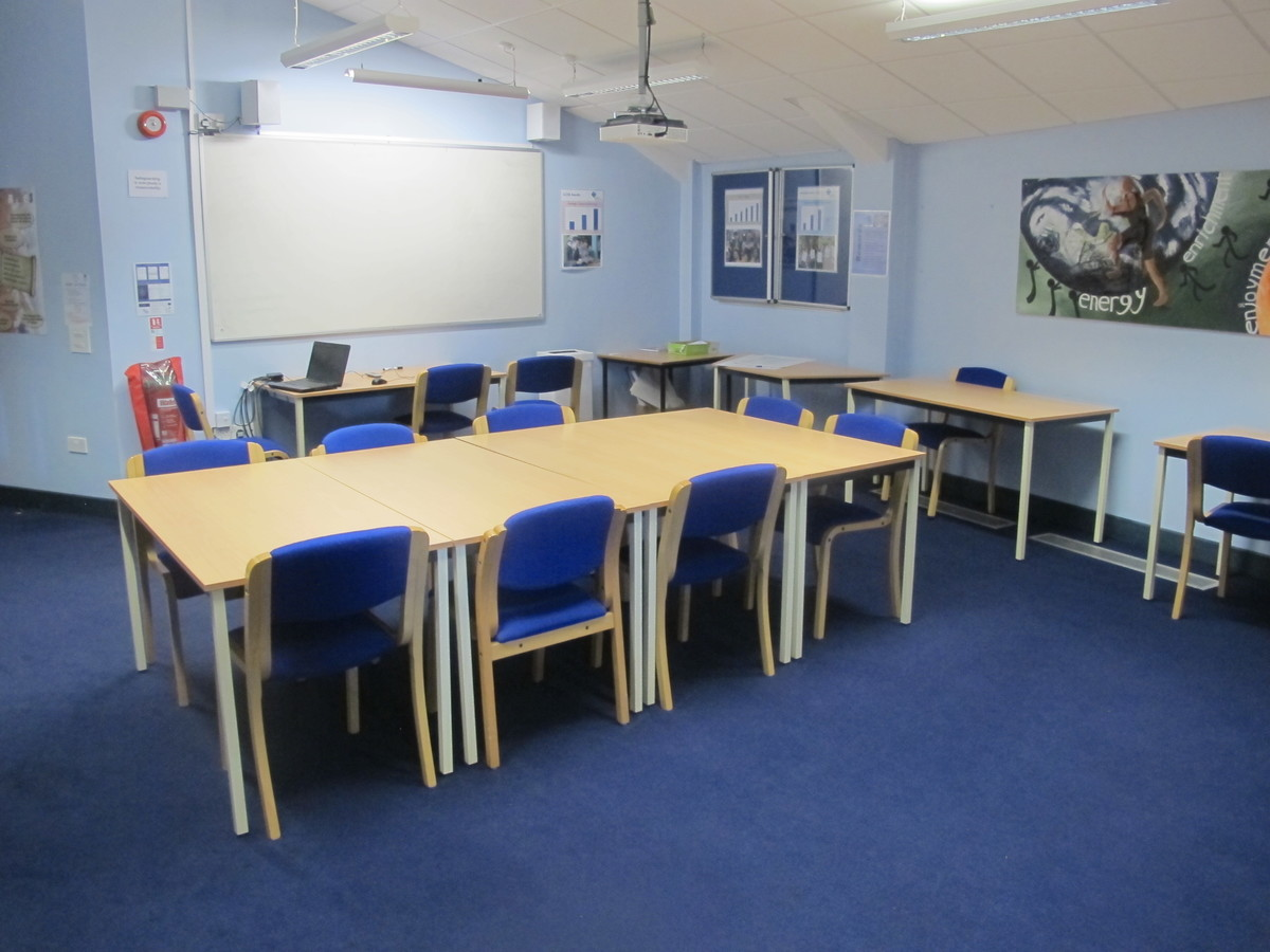 Meeting Room - AV - Paignton Academy - Devon - 1 - SchoolHire