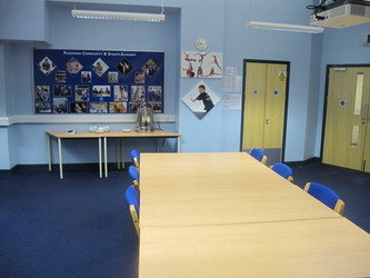 Meeting Room - AV - Paignton Academy - Devon - 3 - SchoolHire