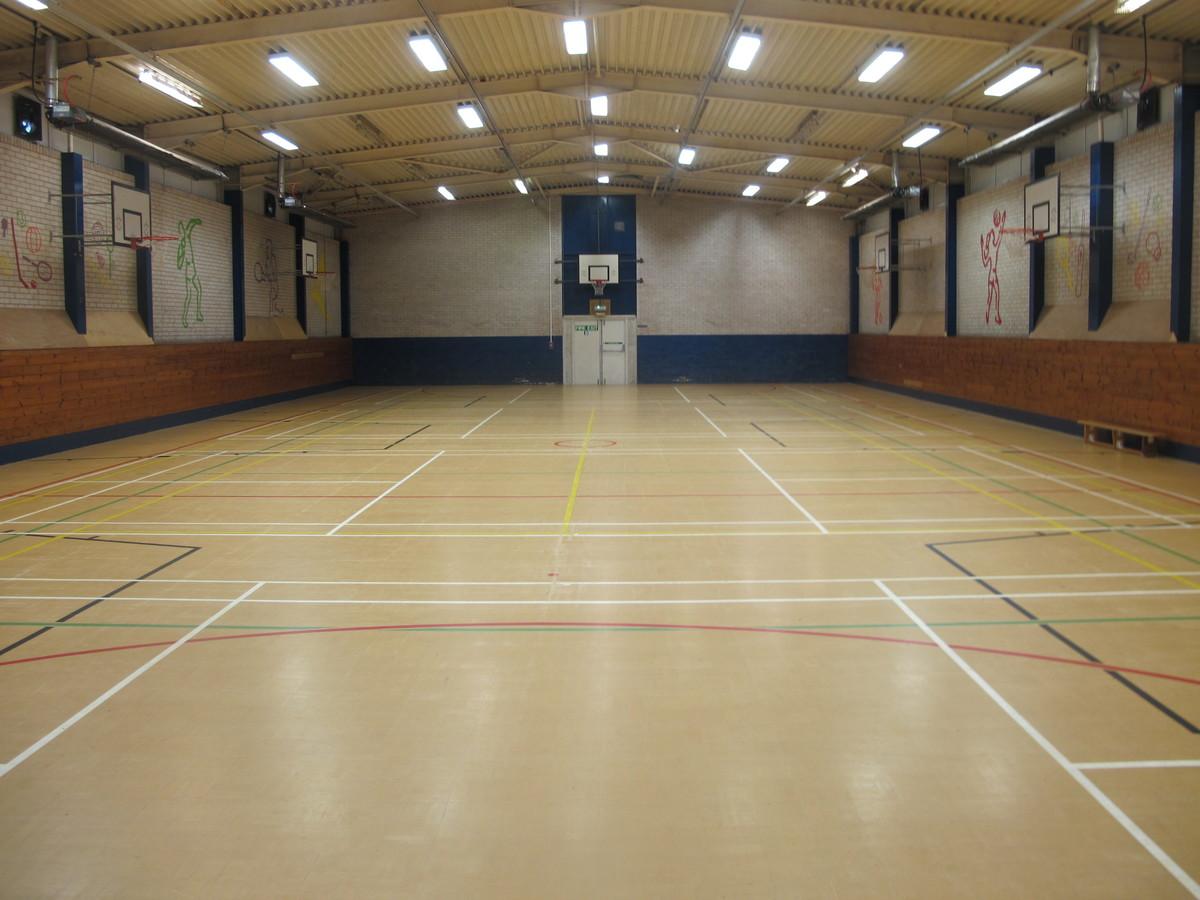 Sports Hall - Paignton Academy - Devon - 1 - SchoolHire