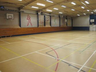 Sports Hall - Paignton Academy - Devon - 2 - SchoolHire