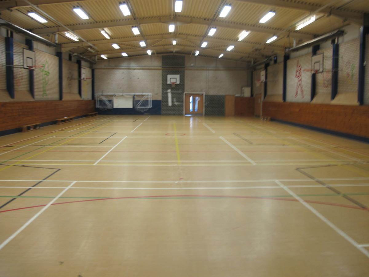 Sports Hall - Paignton Academy - Devon - 3 - SchoolHire