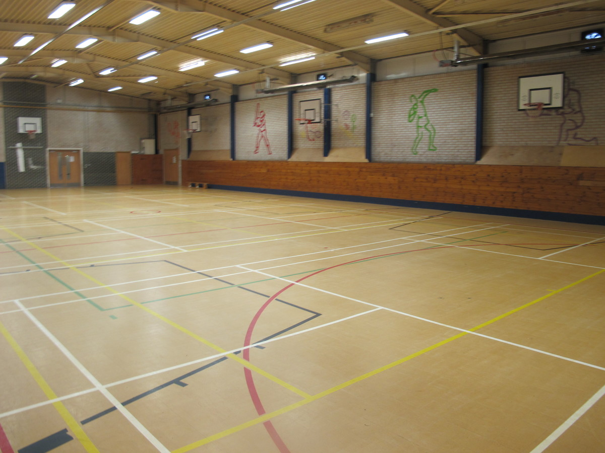 Sports Hall - Paignton Academy - Devon - 4 - SchoolHire