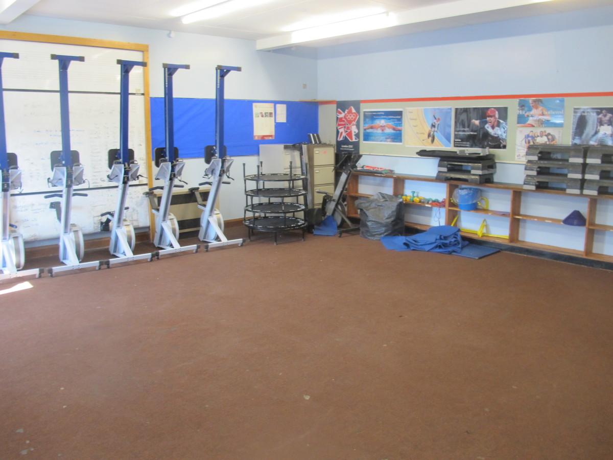 Spinning / Rowing Room - Paignton Academy - Devon - 1 - SchoolHire