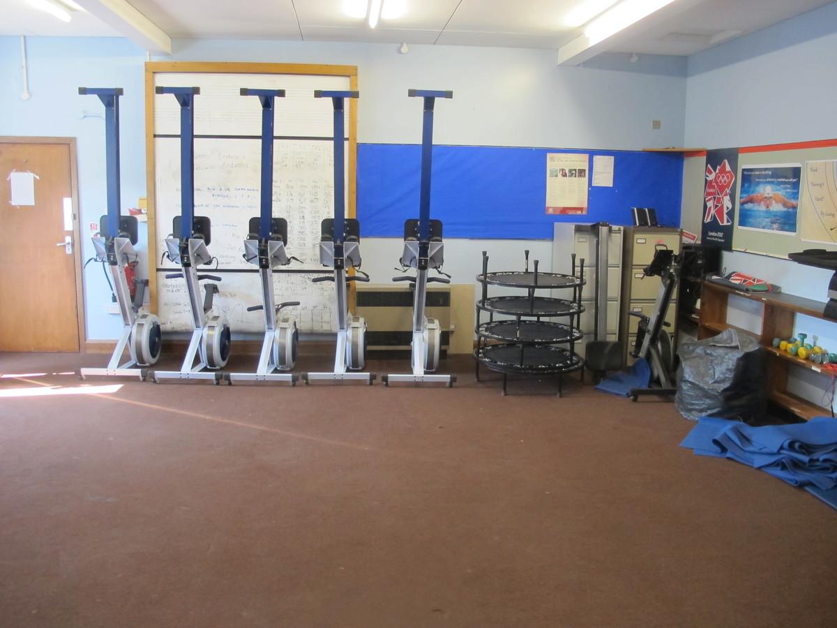 Spinning / Rowing Room - Paignton Academy - Devon - 4 - SchoolHire