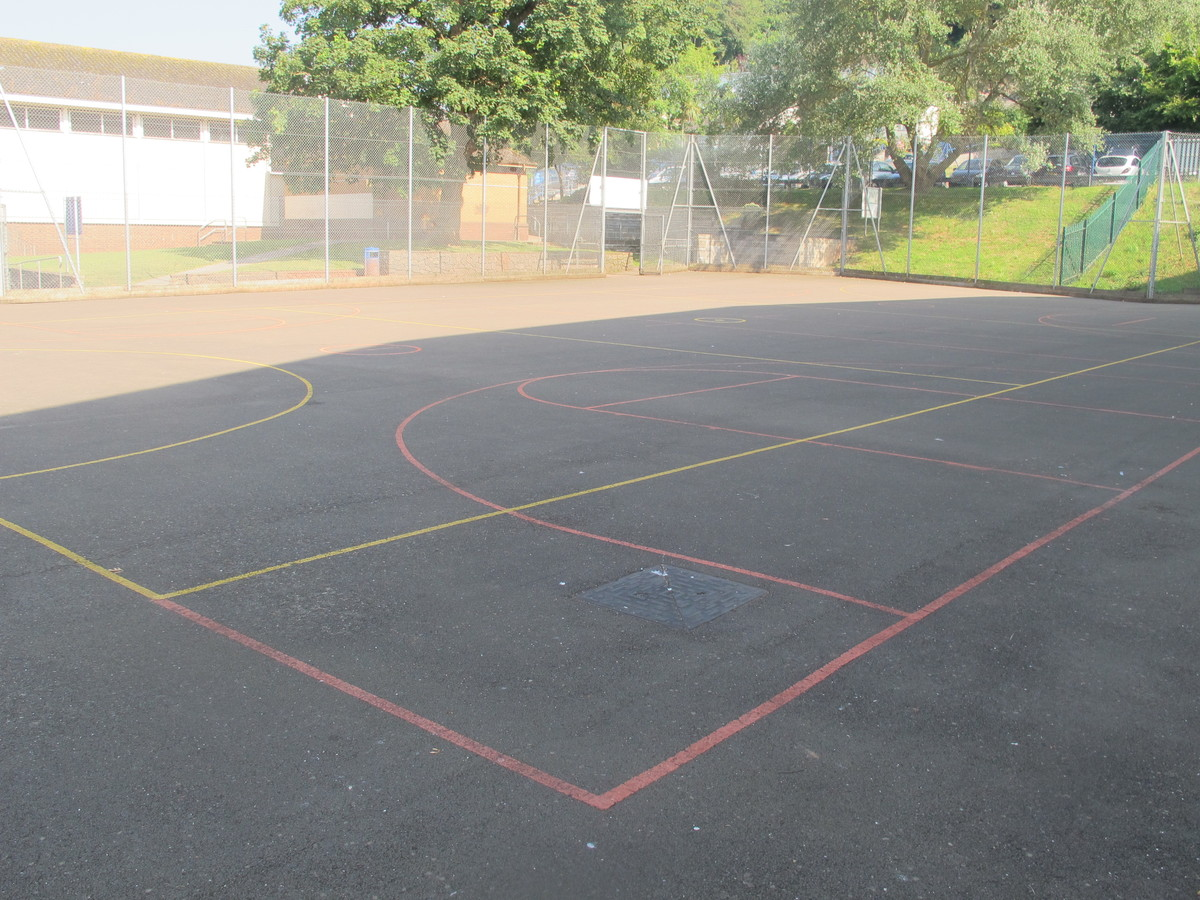 MUGA - Netball Court - Paignton Community and Sports Academy - Devon - 1 - SchoolHire