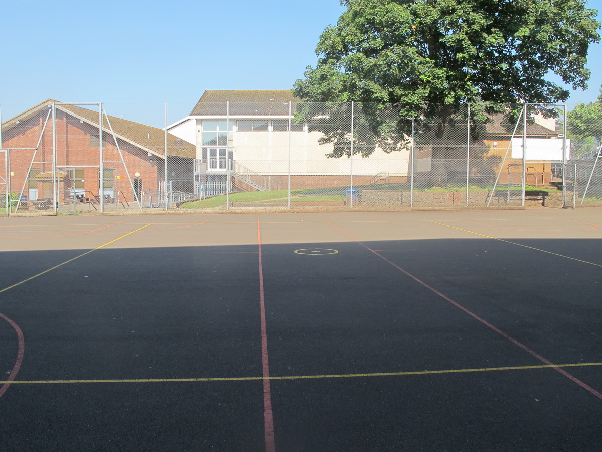 MUGA - Netball Court - Paignton Community and Sports Academy - Devon - 4 - SchoolHire