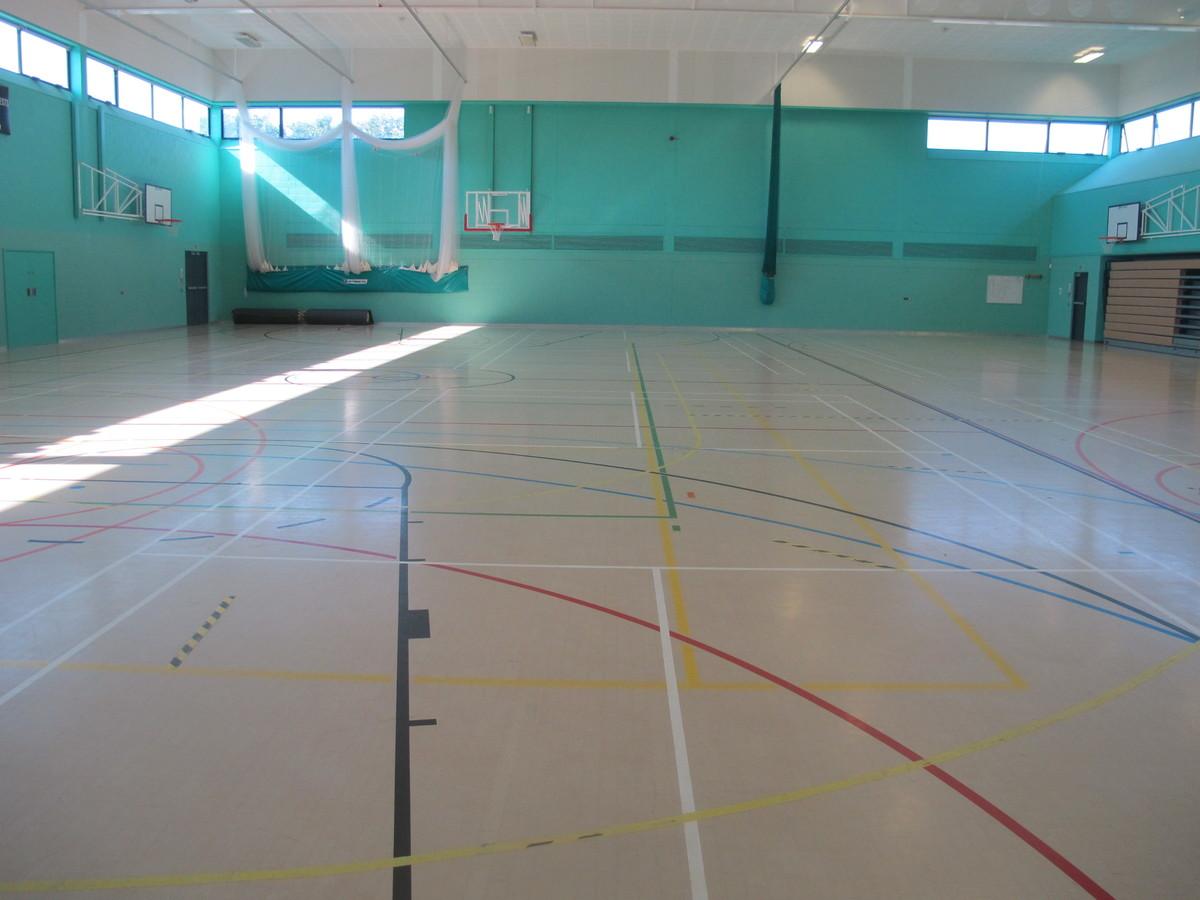 Sports Hall - Bideford College - Devon - 3 - SchoolHire