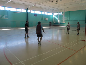 Sports Hall - Bideford College - Devon - 4 - SchoolHire