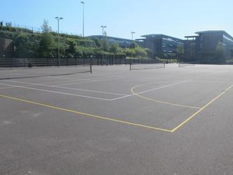 MUGA 1 - Bideford College - Devon - 2 - SchoolHire