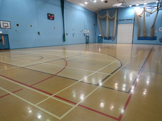 Sports Hall - Easton Sport Centre - Norfolk - 3 - SchoolHire