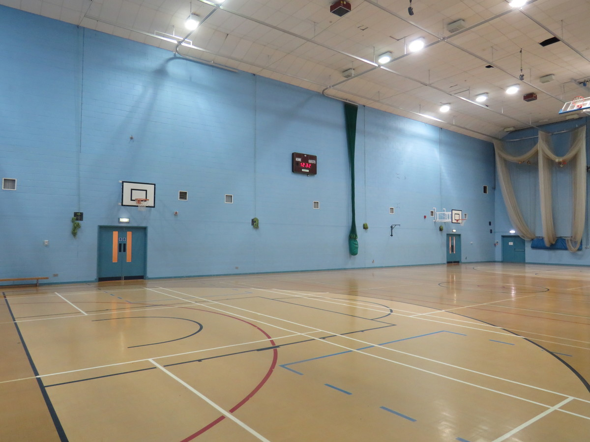 Sports Hall - Easton Sport Centre - Norfolk - 4 - SchoolHire