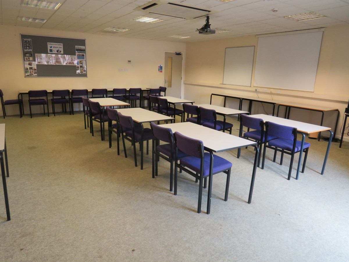 Classroom SC006 - Easton Sport Centre - Norfolk - 2 - SchoolHire