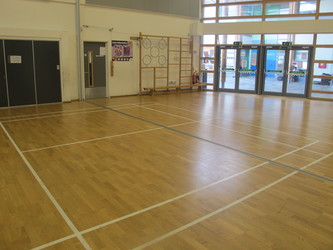 Main Hall (Lower School) - Preston Manor School - Brent - 4 - SchoolHire