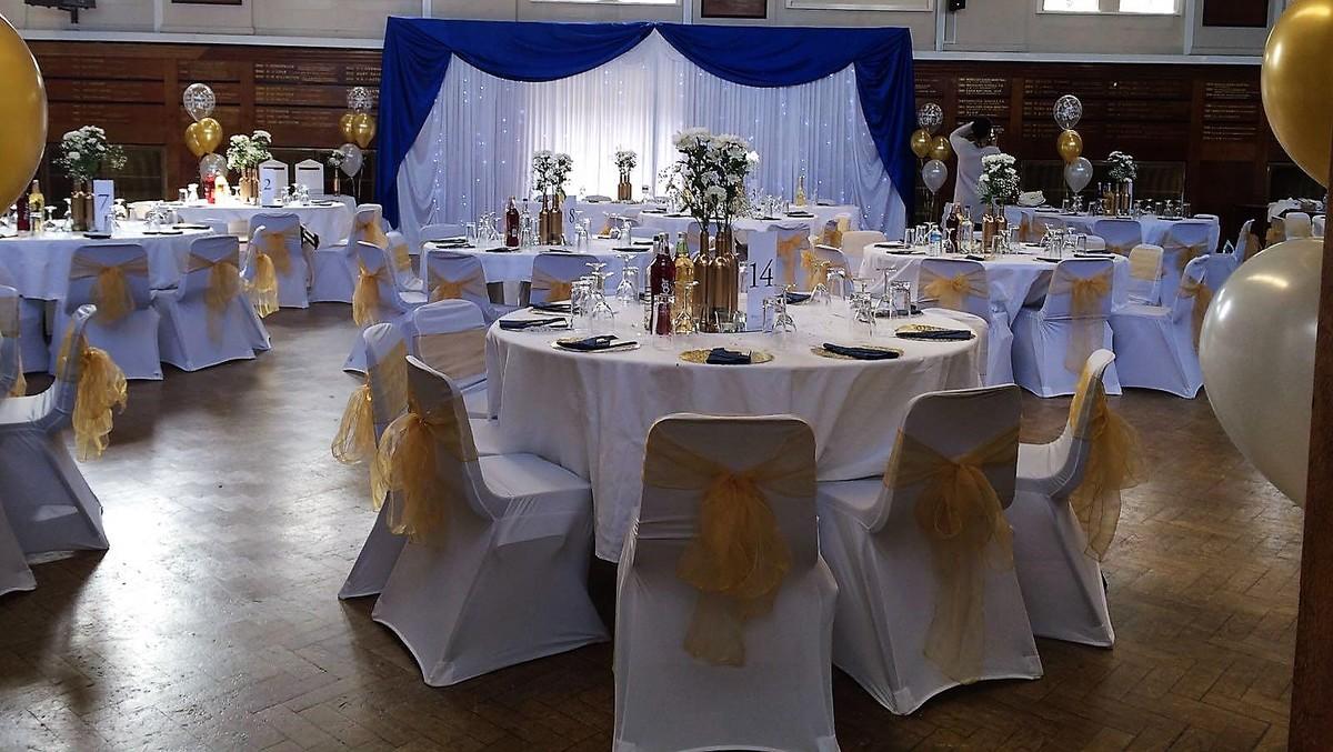 Main Hall - Preston Manor School - Brent - 2 - SchoolHire