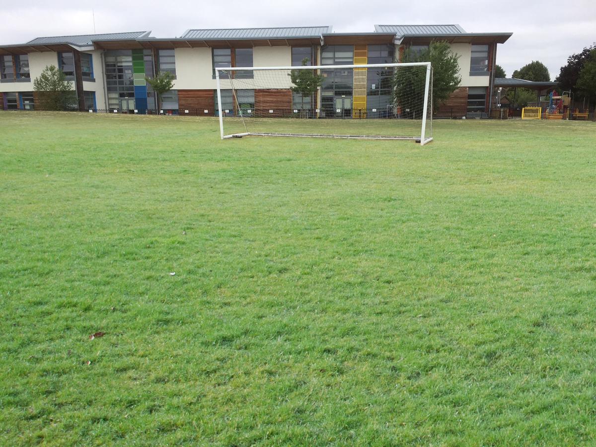 Grass Football Pitch (11 a-side) - Preston Manor School - Brent - 1 - SchoolHire