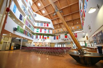 Atrium - Fairfield High School - Bristol City of - 3 - SchoolHire