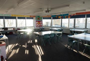 Classrooms - 2nd floor - Fairfield High School - Bristol City of - 1 - SchoolHire