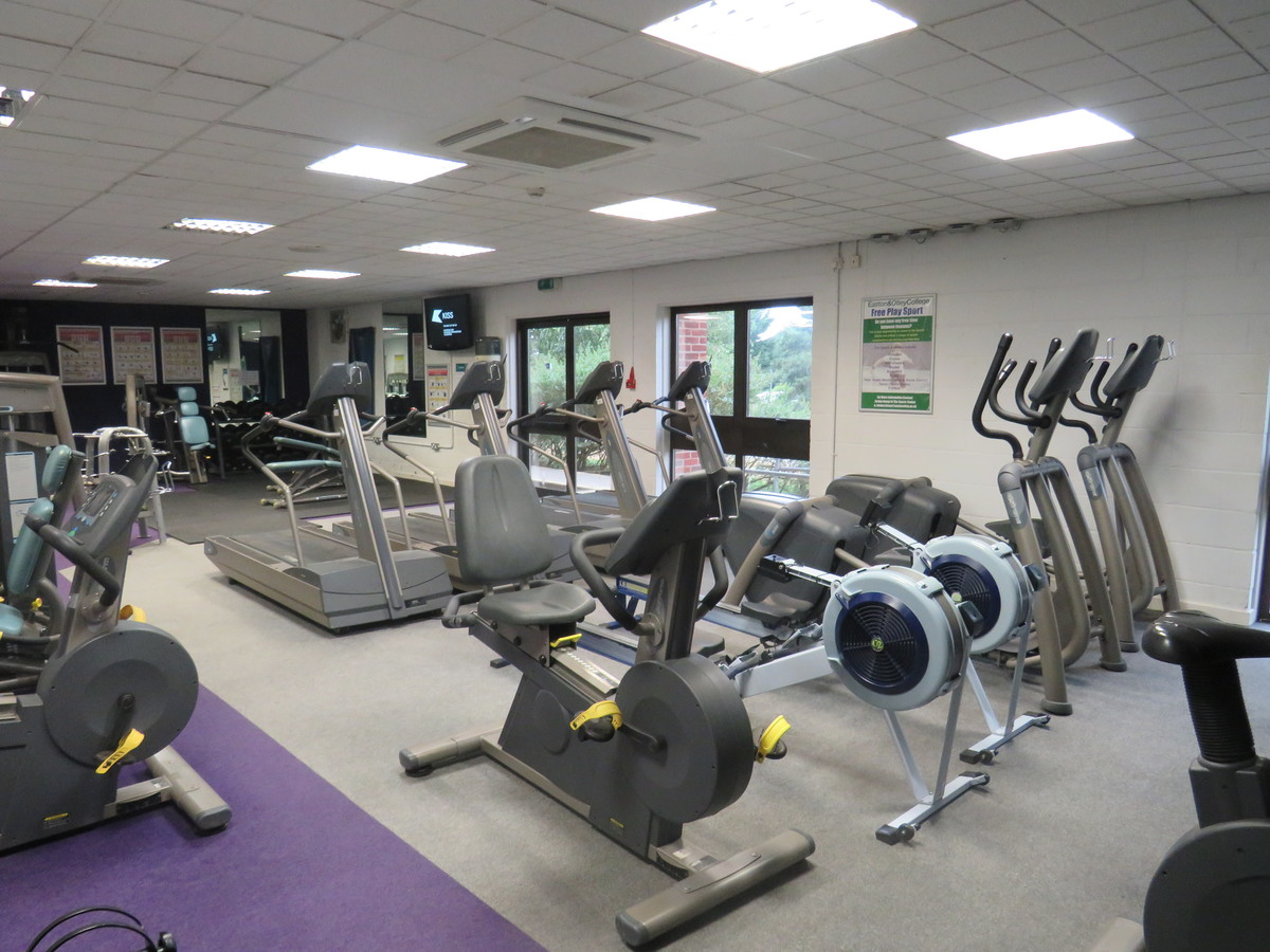 Gym - Easton Sport Centre - Norfolk - 1 - SchoolHire