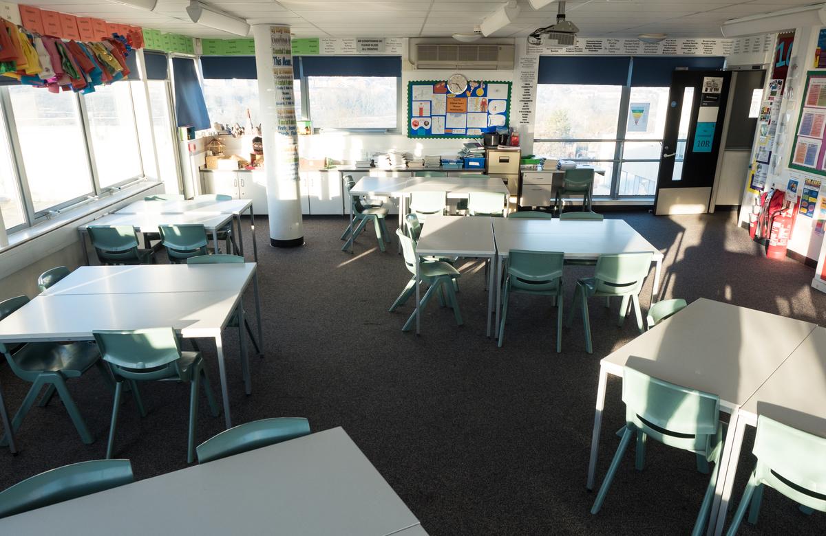 Classrooms - 2nd floor - Fairfield High School - Bristol City of - 4 - SchoolHire