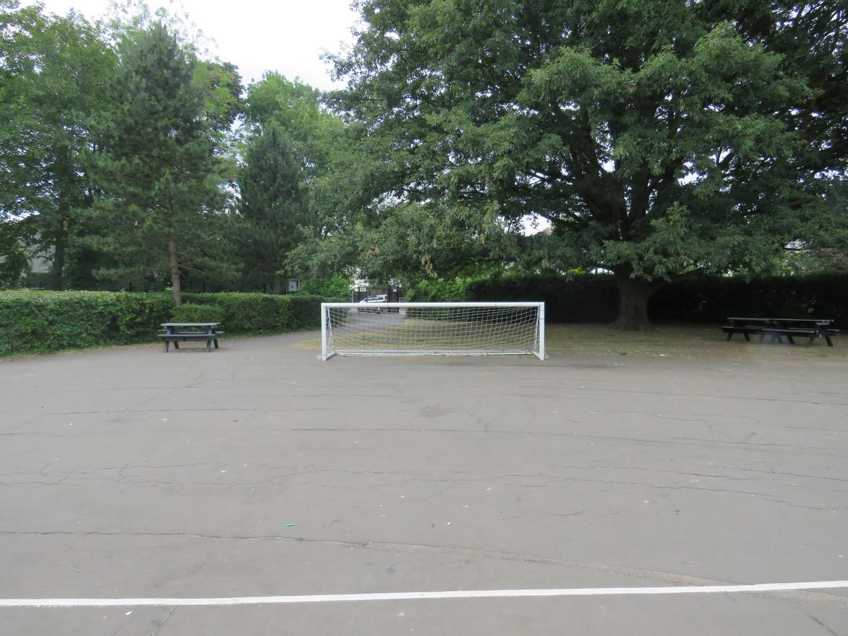 Main School Playground - Roding Valley High School - Essex - 3 - SchoolHire