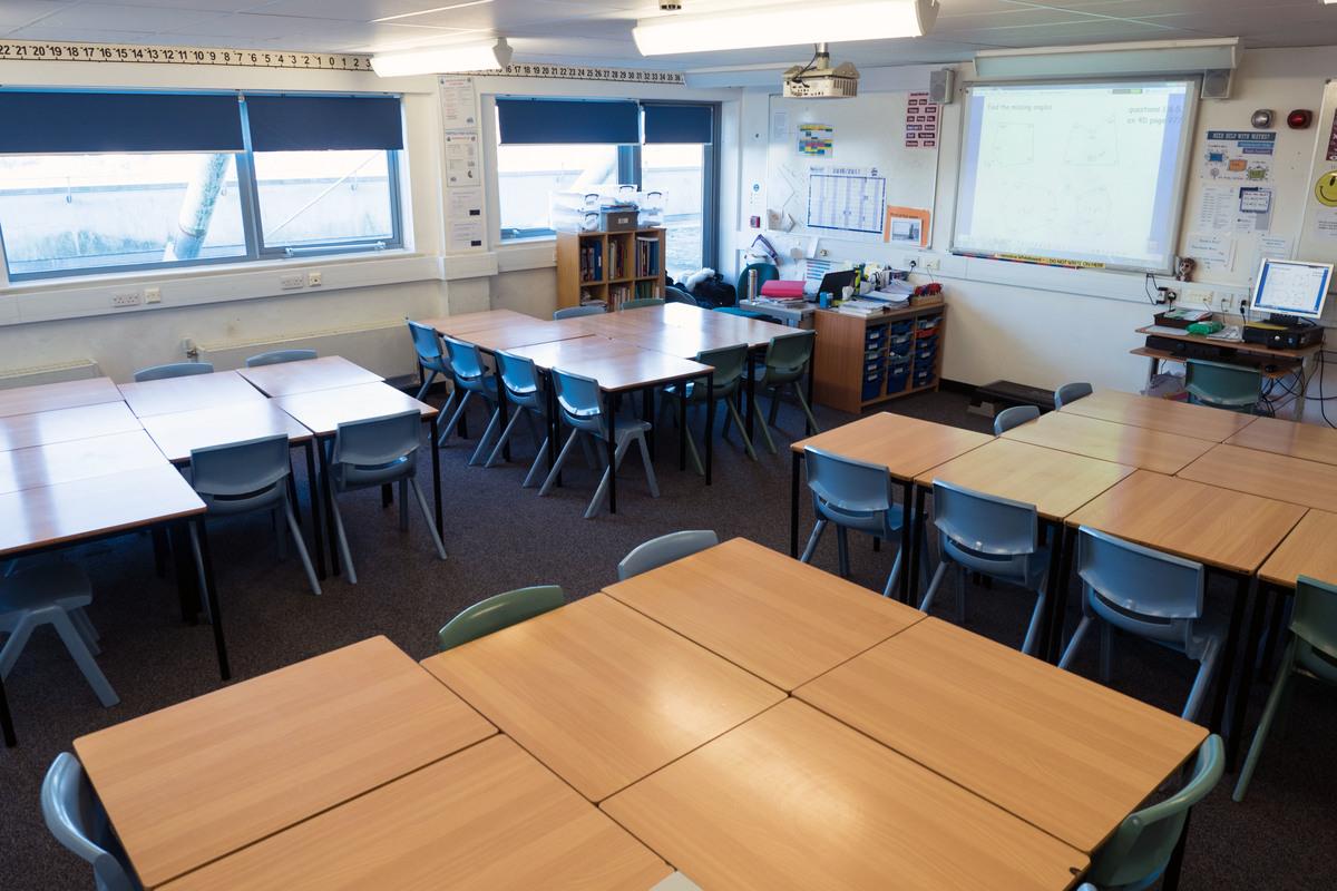 Classrooms - 3rd floor - Fairfield High School - Bristol City of - 1 - SchoolHire