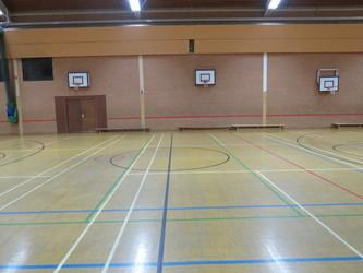 Sports Hall - Roding Valley High School - Essex - 4 - SchoolHire