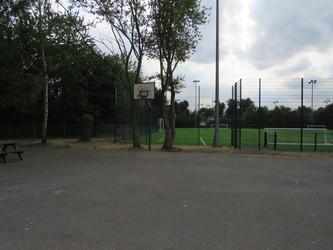 Sports Hall Playground - Roding Valley High School - Essex - 4 - SchoolHire
