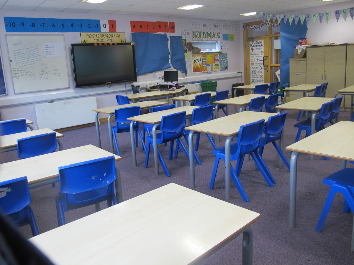 Classrooms - Ground Floor - Manchester Academy - Manchester - 1 - SchoolHire