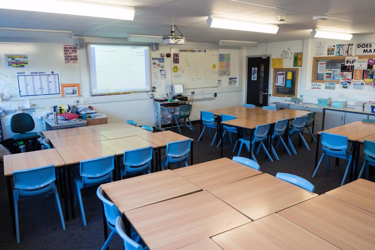 Classrooms - 3rd floor - Fairfield High School - Bristol City of - 3 - SchoolHire