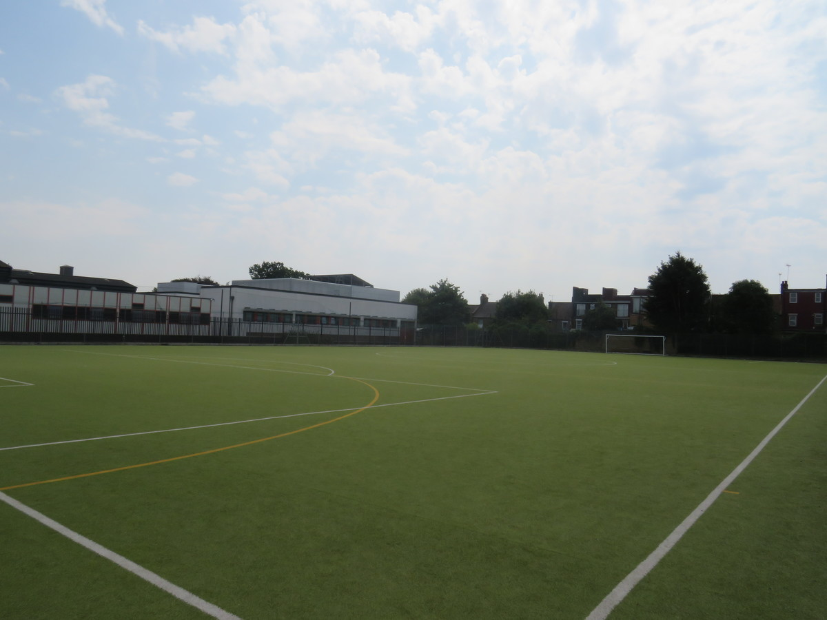 Astro Turf Pitch - Gladesmore Community School - Haringey - 1 - SchoolHire