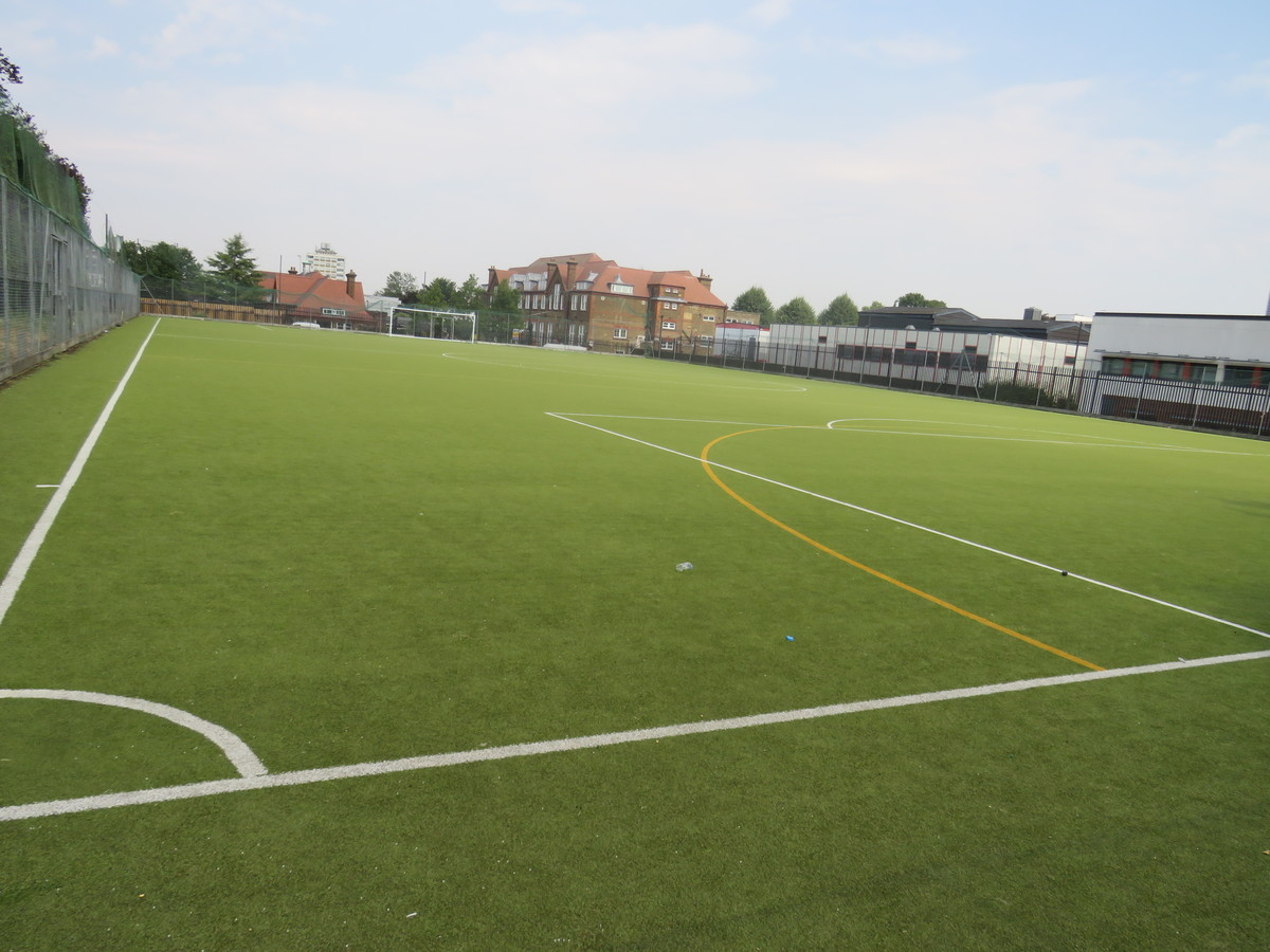 Astro Turf Pitch - Gladesmore Community School - Haringey - 2 - SchoolHire