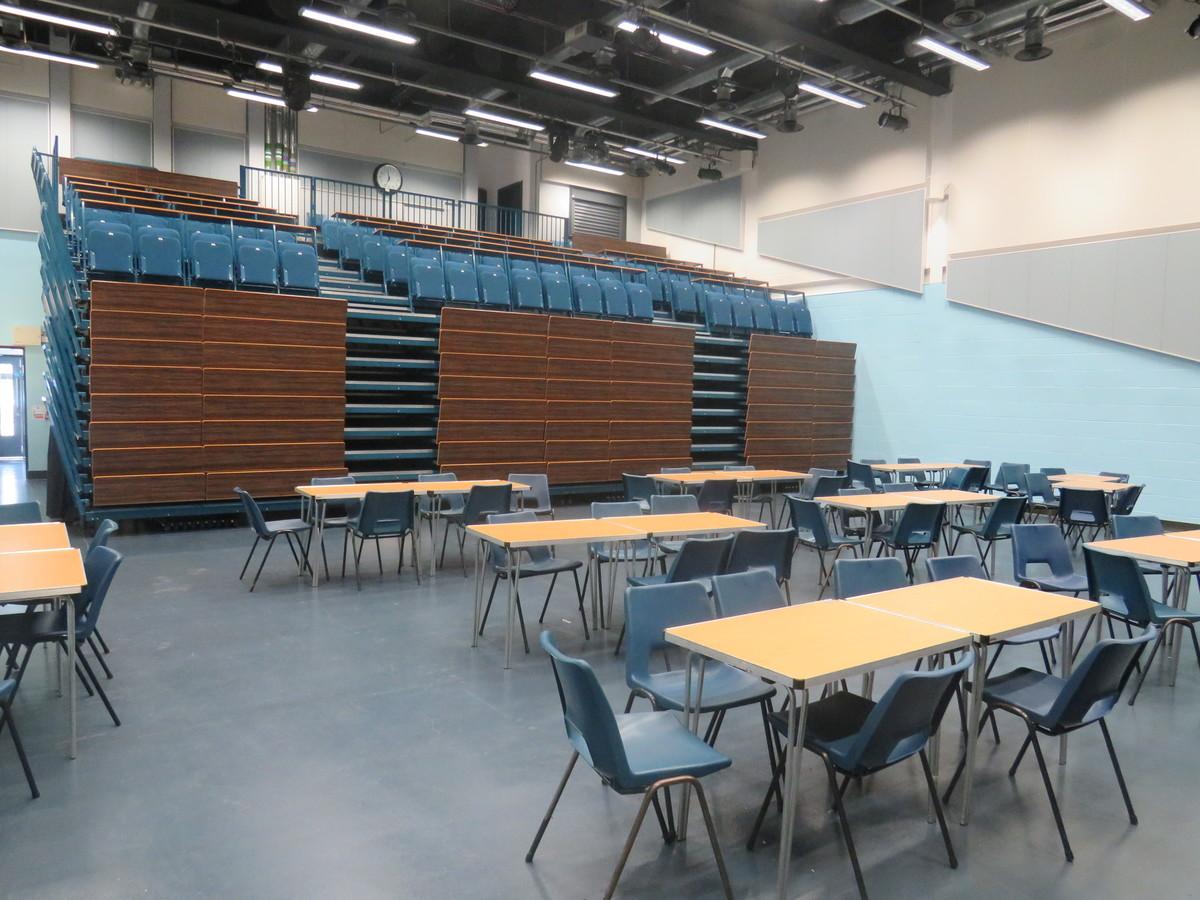 Auditorium - Gladesmore Community School - Haringey - 1 - SchoolHire