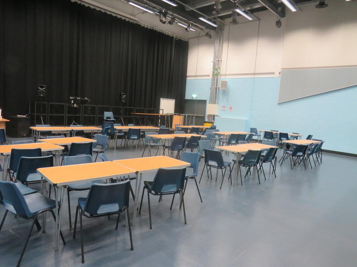 Auditorium - Gladesmore Community School - Haringey - 4 - SchoolHire