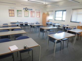Classroom - Gladesmore Community School - Haringey - 1 - SchoolHire