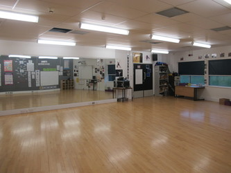 Dance Studio - Fairfield High School - Bristol City of - 1 - SchoolHire