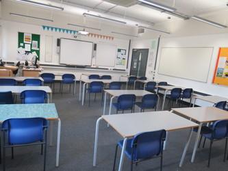Classroom - Gladesmore Community School - Haringey - 3 - SchoolHire