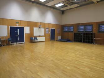 Dance Studio - Gladesmore Community School - Haringey - 3 - SchoolHire