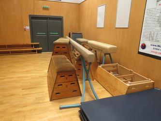 Gymnasium - Gladesmore Community School - Haringey - 2 - SchoolHire